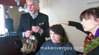 MAKEOVER: Not Too Short! by Christopher Hopkins, The Makeover Guy®