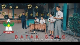 LAGU BATAK ~ Dos Do Nangkokna COVER by SMA Swasta Kartika I-4 Pematangsiantar