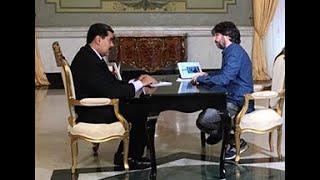 🔴  JORDI EVOLE  entrevista  a  MADURO  (ENTREVISTA  COMPLETA)