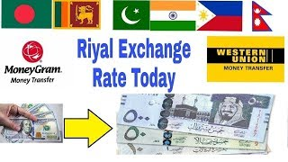 Today Currency Exchange  Rate | Today Open Market Currency Rates | Today Western Union Rates Today