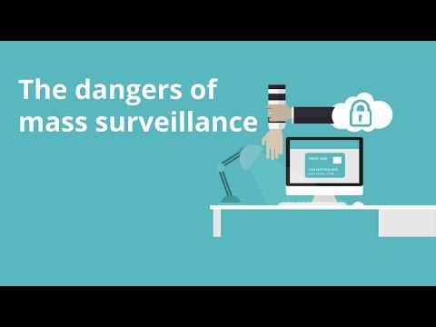 The idea of mass surveillance