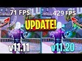 This Fortnite Update will BOOST Your FPS! (PC DirectX 12 Update)