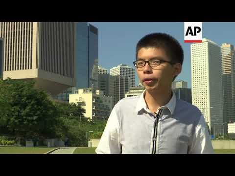 HK activist warns China