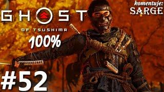 Zagrajmy w Ghost of Tsushima PL (100%) odc. 52 - Postrach Otsuny