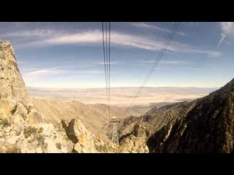 Palm Springs Aerial Tramway 02/2016 (Timelapse)