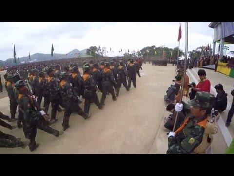 Shan state national day Loi tai leng วันชาติไทใหญ่ดอยไตแลง