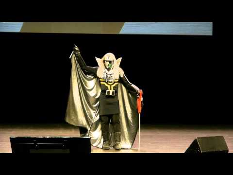 Cartoonist 2013 - Concours Cosplay - 17 - Docteur Mad