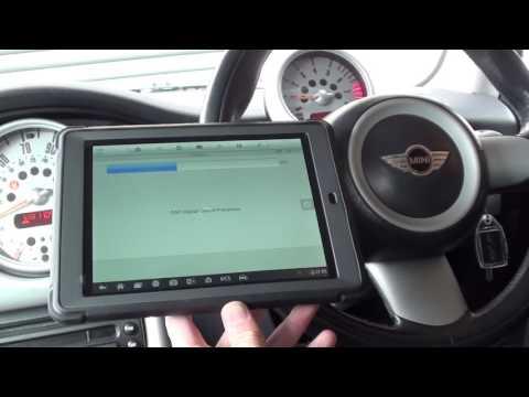 ABS DSC ECU Module Coding Demonstration Diagnostic World