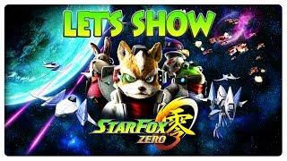 Let's Show STAR FOX ZERO | Die erste Mission mit Secret Boss