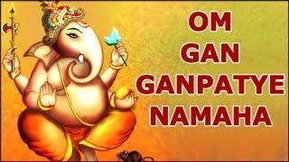 Om Gam Ganapataye Namaha   Ganesh Mantra   Bhakti Songs