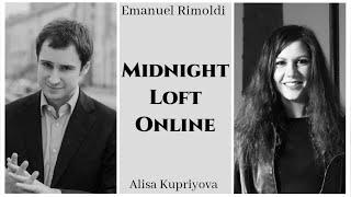 Midnight Loft Online - Emanuel Rimoldi & Alisa Kupriyova (eng version)