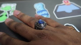 I Finally Got My Class Ring