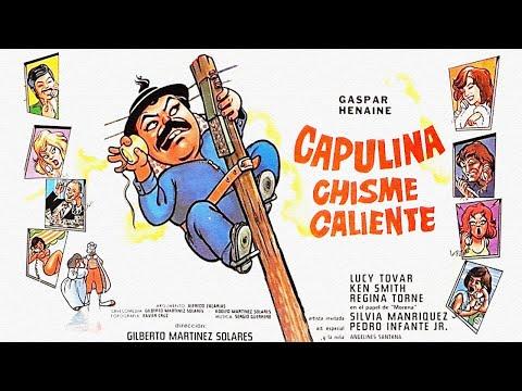 Capulina Chisme Caliente - Película Completa