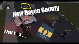 THANKS FOR THE 100 SUBS! | Roblox#19 | New Haven County#7