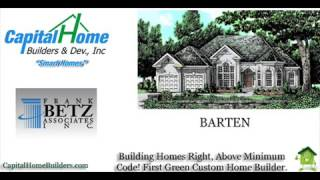 Capital Home Builders - House Plans By Frank Betz Associates And Southern Living