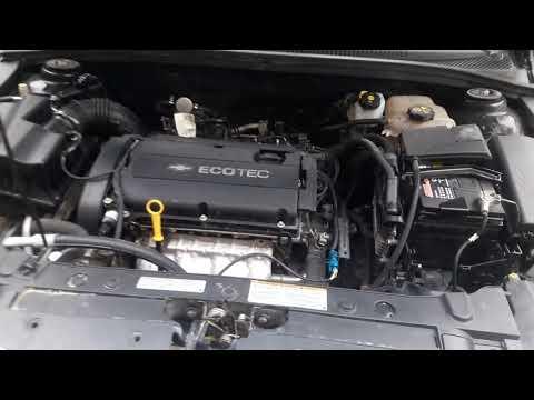 Chevrolet Cruze не заводится после мойки двигателя