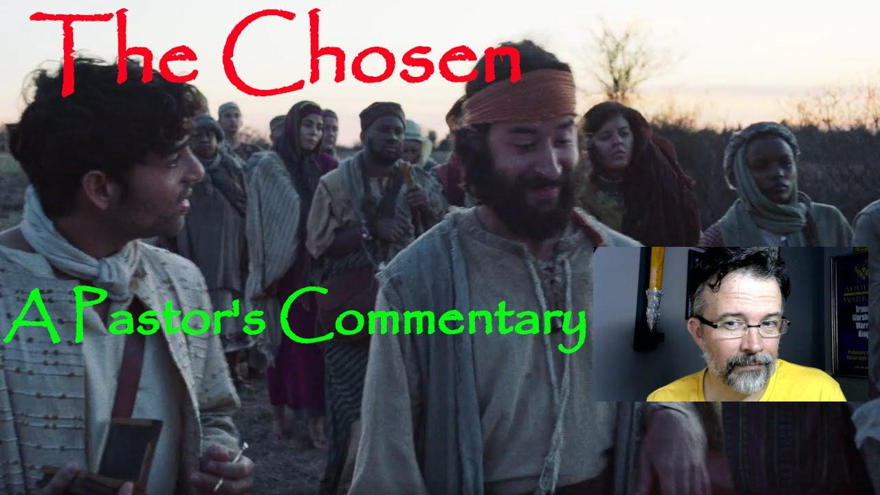 Download The Chosen - A Pastor's Commentary - Season 2 - Episode 3