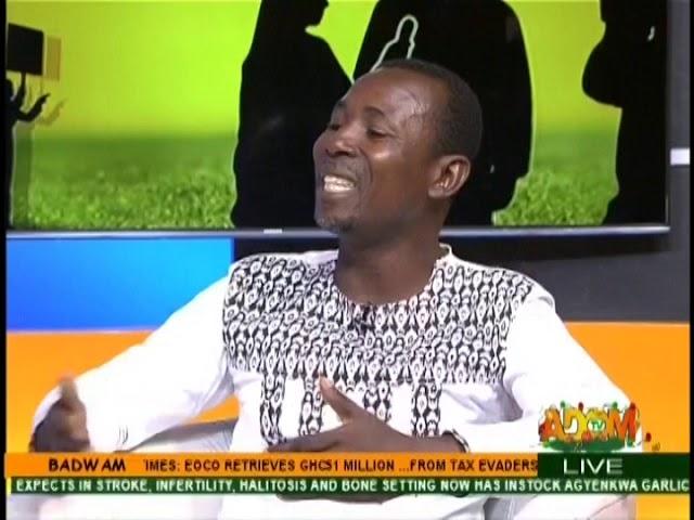 Elder Benjamin Osei Adu on Badwam - Adom TV (13-12-18)