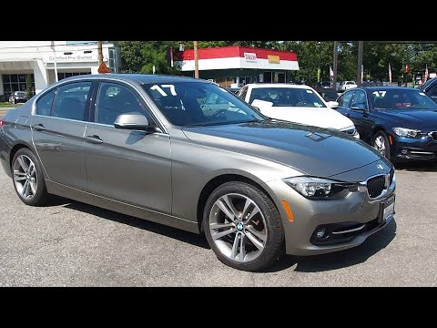 2017 BMW 3 Series WalkAround Huntington Suffolk County Nassau