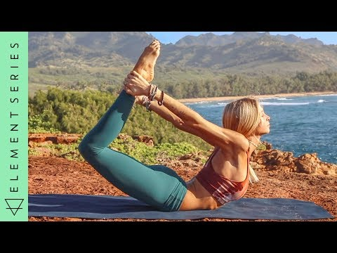 Gentle Yoga To Terminate Stress ♥ Come With Me If You Want Some Peace