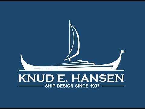 KNUD E. HANSEN ship design since 1937