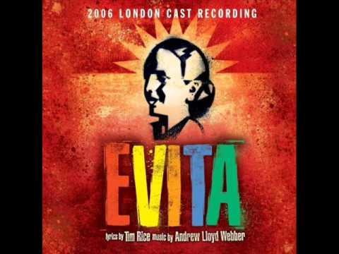 Evita 2006 London