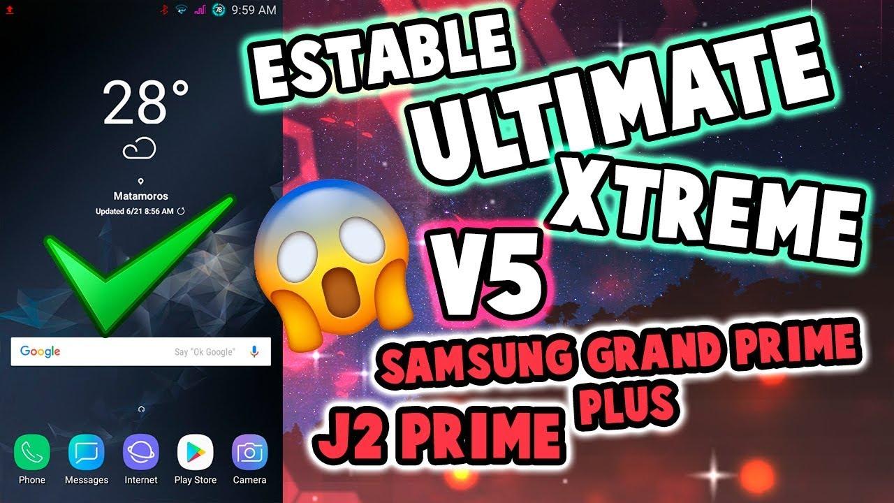 como instalar firmware samsung grand prime