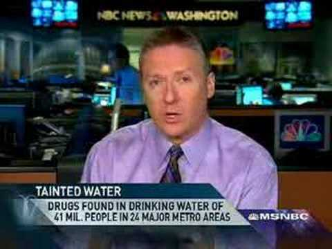 MSNBC: Pharmaceuticals in US Water Supply
