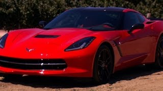 CNET On Cars - 2014 Corvette Stingray: America