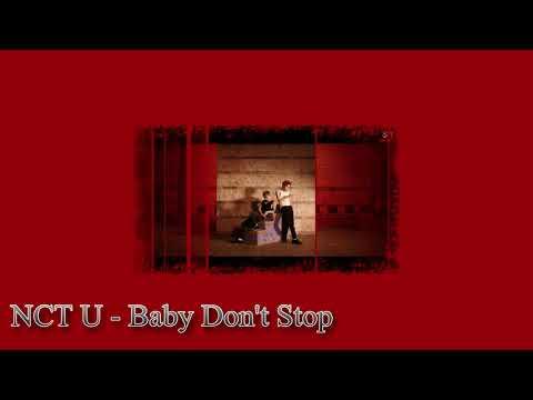 NCT U - Baby Don't Stop (Ringtone)
