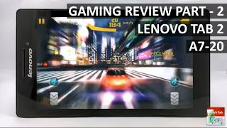 lenovo tab 2 a7 20 gaming review performance part 2