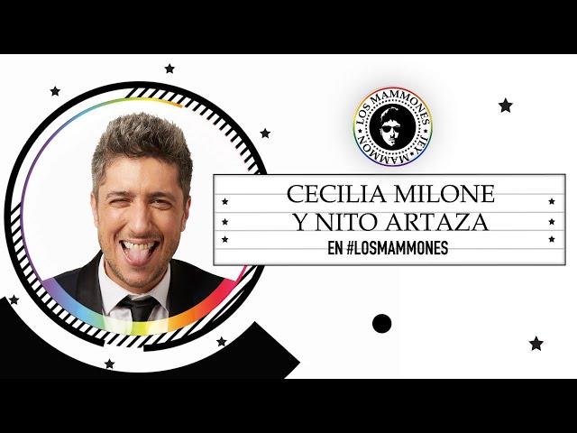 Cecilia Milone y Nito Artaza: