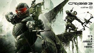 Crysis 3 Первое прохождение.