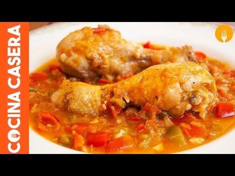 Pollo Al Chilindrón Casero Recetas De Cocina