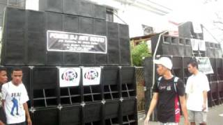 Power dj mini sound join iloilo dinagyang 2011