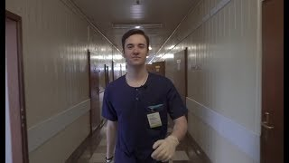 санитар. Жить на 15 тыс. в месяц и делать добро