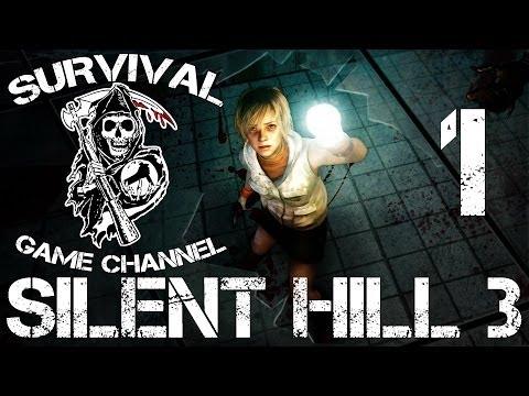 Прохождение Silent Hill 3 — Часть 1: Огромный торговый центр