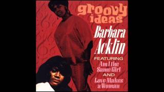 BARBARA ACKLIN - COME AND SEE ME BABY
