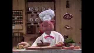 swedish chef popcorn swedish pig