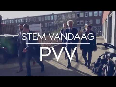 Stem vandaag PVV