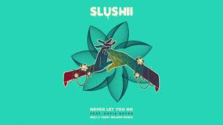 Slushii - Never Let You Go (feat. Sofia Reyes) [MOTi & Terry McLove Remix] Official Aud ...