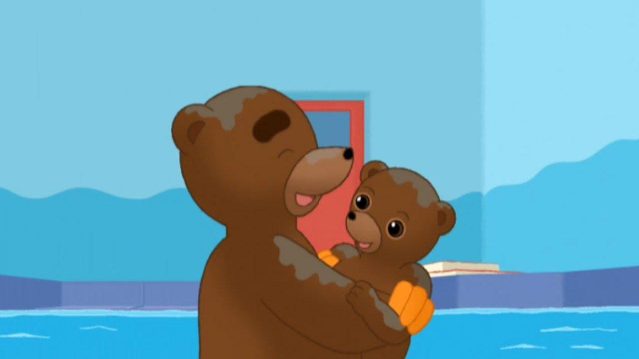 20min de petit ours brun compilation 7 pisodes 2 youtube - Dessin petit ours ...