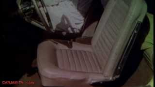 1964 1/2 Ford Mustang Interior HD Original Promo Tiffany Award Commercial Car Carjam TV