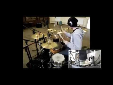 Latin Garage Band Preset (Drum Cover)