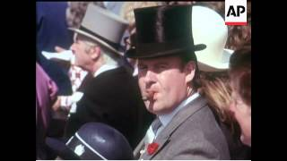 The 1973 Derby - In Colour