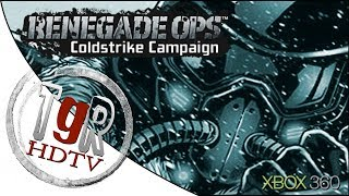 Renegade Ops : Coldstrike DLC - HD XBOX 360 Gameplay - Part 1 of 3