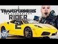 Transformers: The Last Knight Rider 2! video
