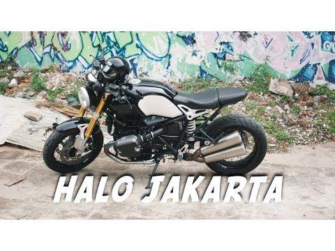 Riding Lagi Di Jakarta - BMW R Nine T | Indonesia #motovlog 197