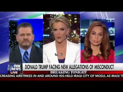 Megyn Kelly Battles Trump Backer David Wohl Saying Insulting Accusers Just Counterpunching