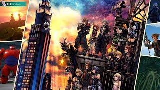 [LIVE] #KingdomHeartsIII : La bande-annonce du Tokyo Game Show 2018